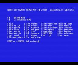 Diskit - De Diskette Toolkit (1987, MSX, Filosoft)