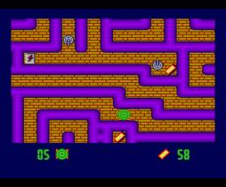 Amazing Maze (1994, MSX2, MSX Gebruikersgroep Tilburg)