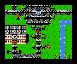 Final Fantasy (1989, MSX2, Square)