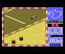 Sito Pons 500cc. Grand Prix (1990, MSX, Zigurat)