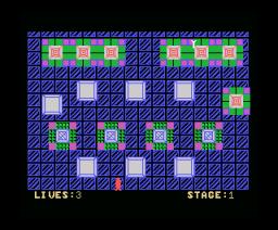 Heat Seeker (1986, MSX, Mind Games España)