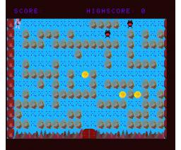 Steinzeit (1987, MSX2, Data Beutner)