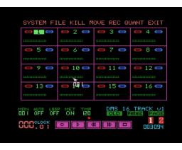DMS1 Mk2 MIDI RECORDER (1986, MSX, Abdul Hafiz Ibrahim)