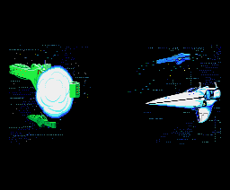 Galaxy Hero Legend (1989, MSX2, MSX2+, Bothtec)