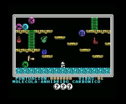 Merlin (1987, MSX, Mind Games España)