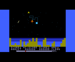 Night Flight (1982, MSX, Tomy Company, Ltd.)