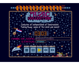 Muzic Collection (1993, MSX2, Airborne)