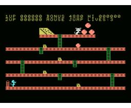 Mouse Jump (MSX, Compulogical)