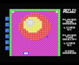Reflex (1987, MSX, Players)