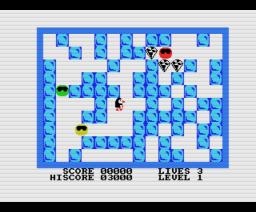 Penguin (1988, MSX, Eurosoft)