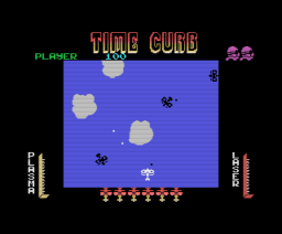 Time Curb (1986, MSX, Aackosoft)