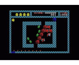 Flappy Limited'85 (1985, MSX, dB-SOFT)