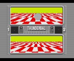 Thunderbal (1986, MSX2, The Bytebusters)