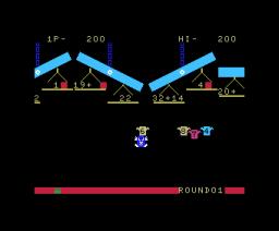 Balance (1985, MSX, HAL Laboratory)