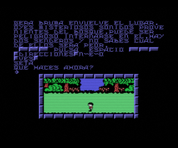Legends (1986, MSX, Mind Games España)