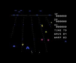 Juno First (1983, MSX, Konami)