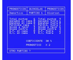 Quinielas (1985, MSX, Manhattan Transfer)