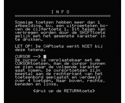 Basic Cursus (1984, MSX, SoftWorld)