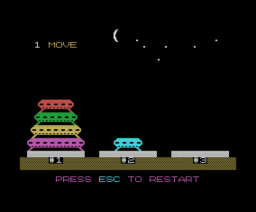 Can Of Worms (1986, MSX, Livewire)