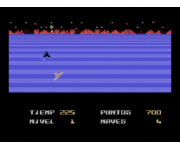 Star Runner (1986, MSX, Manhattan Transfer)