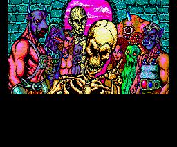 Last Armageddon (1988, MSX2, Brain Grey)