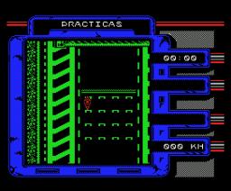 Aspar GP Master (1988, MSX, MSX2, Dinamic)
