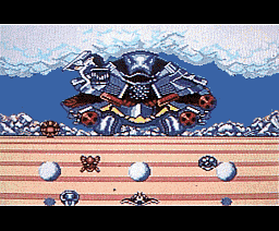 Griffon - The Rose Story (MSX2, Microcabin)