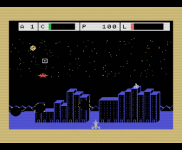 Krypton (1985, MSX, Manhattan Transfer)