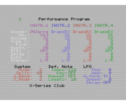 BIT 2 Multitimbral Performance Programme (1987, MSX, David Pearce)