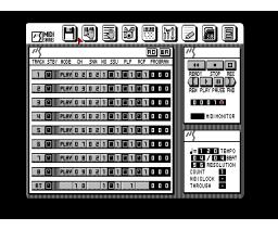 MIDI Saurus (1990, MSX2, MSX2+, Bit²)
