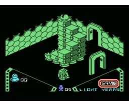 Alien 8 (1985, MSX, A.C.G.)