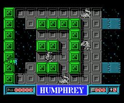 Humphrey (1988, MSX, Made in Spain)