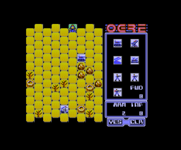 Ogre (1987, MSX2, Origin Systems)