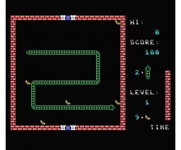 Banana Worm (1986, MSX, Irgendwen)