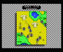 Seikimatsu Fly Battler (1993, MSX2, Tetsuji)