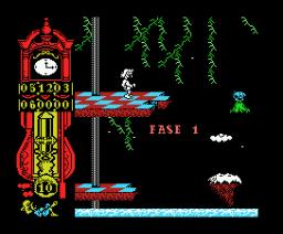 Gonzzalezz (1989, MSX, Opera Soft)