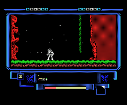Bestial Warrior (1989, MSX, Dinamic)