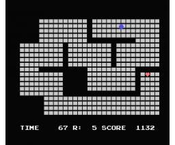Timer Ball (1990, MSX2, ASCAT)