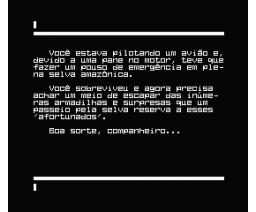 Amazônia (1989, MSX, Renato Degiovani, Luiz F. Moraes)