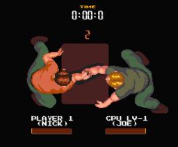 Arm Wrestling (2004, MSX2, Imanok)