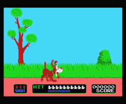 Duck Hunt  (2004, MSX, Karoshi)