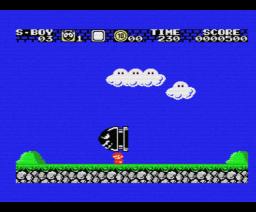 Super Boy 3 (1991, MSX, Zemina)