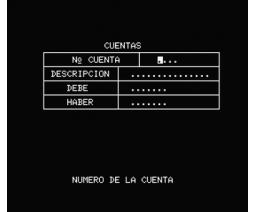 Contabilidad (1985, MSX, Iveson Software)