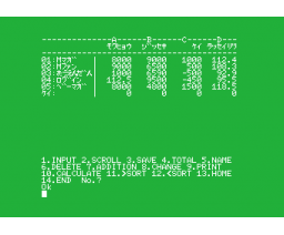 MSX Mars (1985, MSX, THE DEMPA SHIMBUN Corporation)