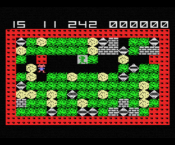 Diamond Luis I (1986, MSX, Ikesoft)
