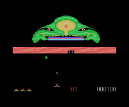 Science Fiction (1986, MSX, The Bytebusters)