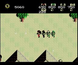Jagur 5 (1987, MSX, Compile)