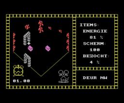 Dungeon Mystery II (1987, MSX, MSX Club België/Nederland)