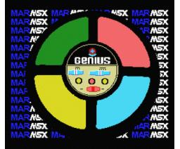Genius (2004, MSX2, MarMSX)
