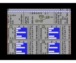 FM Voicing Program II (1985, MSX, YAMAHA)